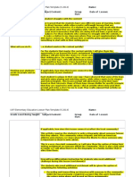 weebly version differentiated instruction lesson template copy