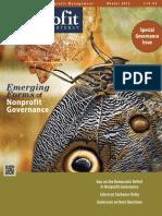 Nonprofit Quarterly Winter 2012