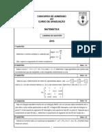 Prova Cg 2010 Matematica