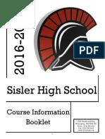Course Book 2016-2017