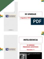 InTELIGENCIA - Psicología General