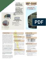 Brosur Sertifikasi Auditor Energi 18 Sd 19 Juli 13
