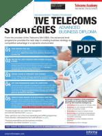 Effective Telecoms Strategies