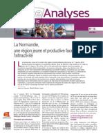 Insee - Normandie, une région jeune et productive