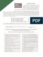 Cuadernillo Escala (ACS) (Tea Ed.) (Forma Específica)