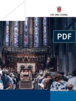 Saint John's Cathedral Parish Profile