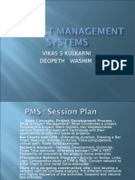 Project Management Ppt by Vikas s Kulkarni