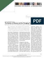 Jones_Burden of Disease and Changing Taking of Medicine_NEJM 2012