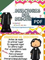 Concectores Del Discurso PDF