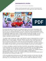 As Armadilhas Do Financiamento de Veículos _ Blog de Economia