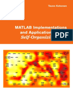 MATLAB Implementations and Applications of the Self Organizing Map