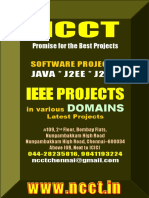 Final Year Projects, Java Projects - IEEE Transactions on Services Computing