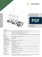 Analityc Balance Practum series