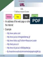 Web Technology 7-URL