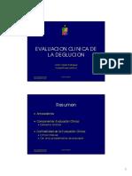 Eval Clinica LToledo