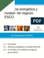 Eficiencia energética y modelo de negocio ESCO