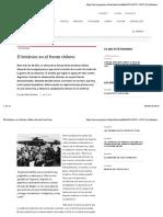 El Británico en El Frente Chileno