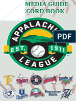 2016 Appalachian League Media Guide