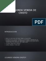 SEGUNDA VENIDA