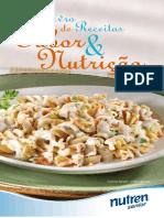 Livro de Receitas Sabor & Nutrição