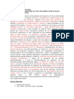 Caso 9-Sx. Guillain Barre - Pregunta 1 y 2