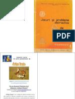 A.P. Domoread - Jocuri si probleme distractive de matematica (Echipa Dropia)