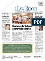 2016 May Virginia Medical Law Report