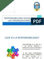 Responsabilidad Social en Las Organizaciones