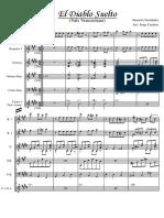 El Diablo Suelto - Score