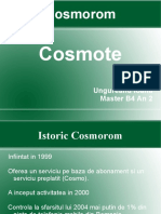 Cosmorom-Cosmote