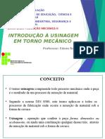 Aula 1 - Produção Mecânica II - Introdução e Conceitos