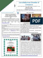 Carrabelle Chamber of Commerce E-Newsletter for June 24th