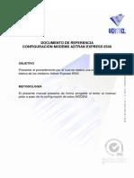 Configuracion Rapida Modem Adtran 6540