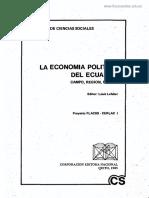 LIBRO ECONOMÍA ECUADOR