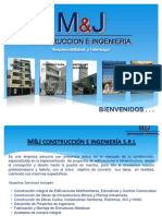 Brochure M&J