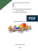 Trabajo de Modelos Administrativos