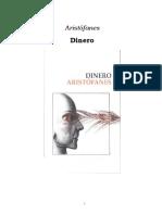 Aristofanes - Dinero