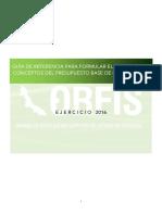 Catalogo Orfis de Precios 2016- Norte