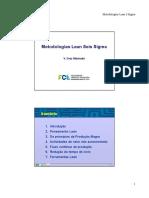 Metodologias Lean6S
