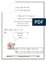 Reforzamiento en Algebra Basica