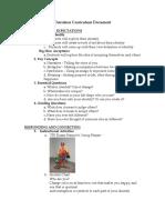 davidson curriculum document