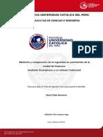 Asencios David Medicion Comparacion Rugosidad Pavimentos