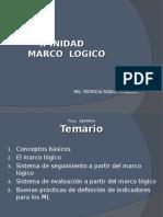 Marco Lógico - VI 2014.
