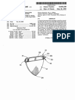 """U.S. Patent 5,419,228, entitled """"Pick with multiple playing surfaces"""" to Garrett, dated 1995."""