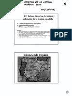 9-Unidad 2 Esbozo Histórico Del Origen y Consolidación de La (66copias) A4