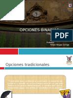 Presentación Opciones Binarias