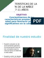 CARACTERÍSTICAS DE LA ETAPA DE LA NIÑEZ.ppt