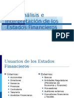 Analisis e Interpretacion de Los Estados Financieros 2