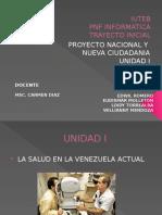 La salud en la Venezuela actual