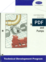 Water Piping and Pump Carrier